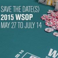 2015 World Series of Poker Dates and Tournament Previews Released