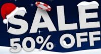 888poker NJ Offers 50% Rakeback for Xmas Holidays
