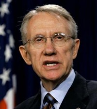 Harry Reid's True Colors Emerge in Online Gambling Fight