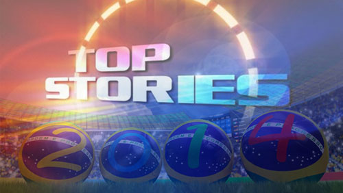 2014′s Top Sports Stories in the World