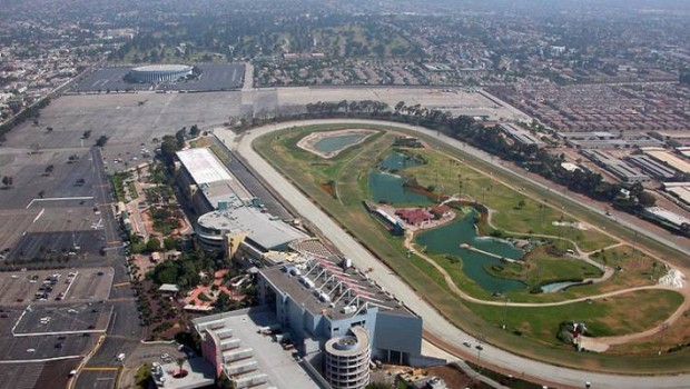 NFL Stadium Planned for Hollywood Park Site