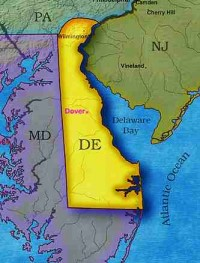 Delaware iPoker Revenue Drops 9.6% in December
