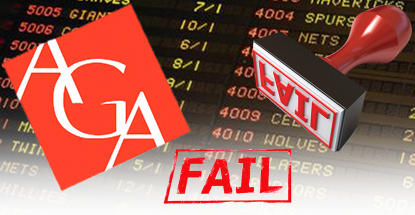 """Sports betting prohibition """"clearly failing"""" according to American Gaming Association"""