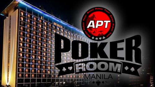 APT Poker Room Set to Open in Manila