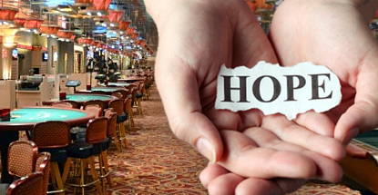 Atlantic City casinos 2014 revenue falls but surviving casinos post gains