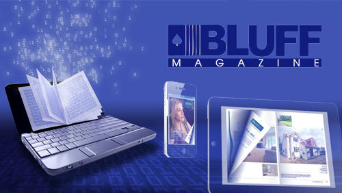 BLUFF Print Magazine Goes the Way of the Dodo