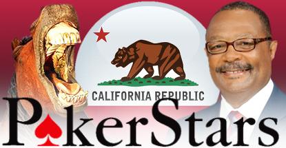 New California online poker bill offers olive branch to PokerStars, racetracks