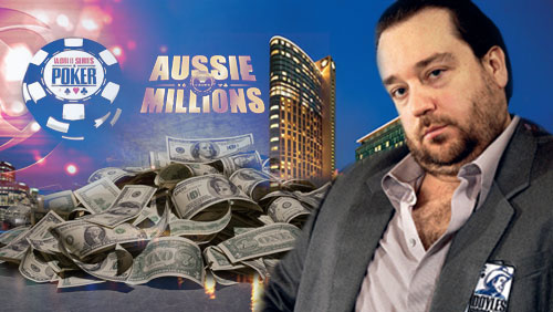 Calling the Clock: The WSOP Drop the $10m Headline and Todd Brunson Makes One