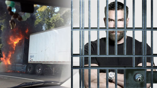 Dan Bilzerian Could Face Six Years Behind Bars After Blowing up a Tractor Trailer