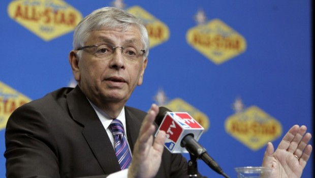 Ex NBA commissioner David Stern: Gambling is good