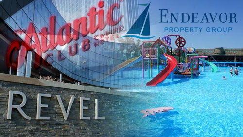 Developer planning water theme park on Revel; Pennsylvania developer eyeing Atlantic Club purchase