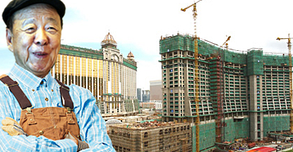 Galaxy Entertainment to spend another $7b expanding Galaxy Macau