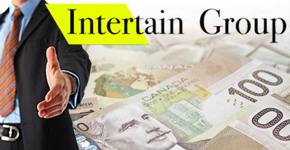 Intertain trading suspended on news of potential $1b acquisition