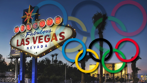 Las Vegas sportsbooks bids to legalize Olympics betting in Nevada