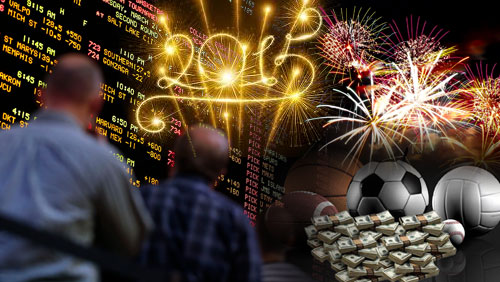 New Year's Sports Betting Schedule