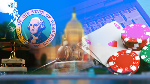 Online Poker Bill Introduced in Washington