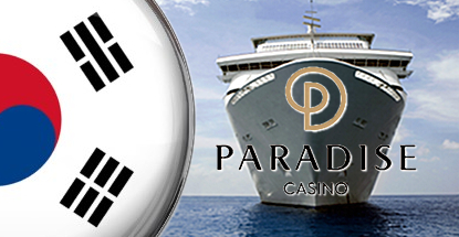 Paradise revenue rises in 2014; South Korea pushing for casino cruises