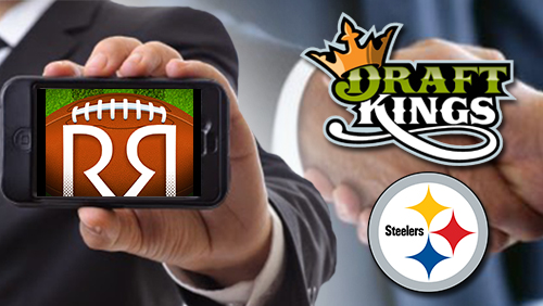 Rivalry Games offers Super Bowl fantasy football on IOS and Android; DraftKings snaps up Pittsburgh Steelers partnership