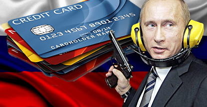 Online gambling sites face payment-blocking in Russia