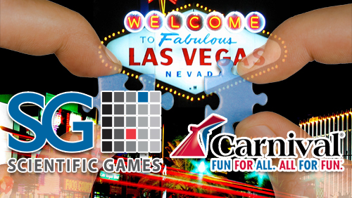 Scientific Games chooses Las Vegas for global HQ, partners with Carnival Corp