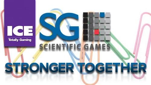 Scientific Games to Demonstrate the Power of being Stronger Together at ICE Totally Gaming 2015