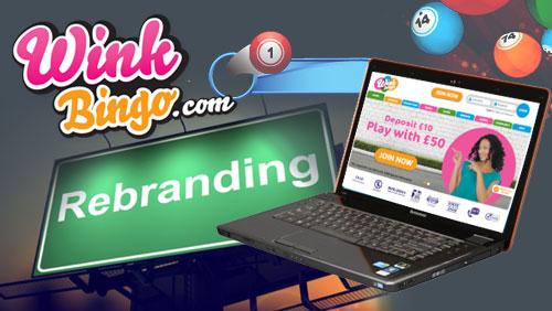Wink Bingo – The Art of Rebranding