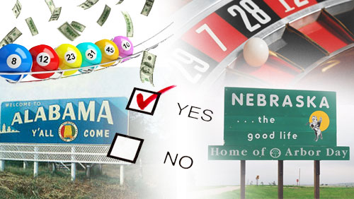 Amendment would give lawmakers authority to allow gambling in NE; AL voters want gambling