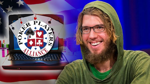 Andrew Lichtenberger Takes Action in the Fight to Regulate Online Poker in the U.S.