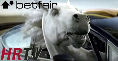 Betfair buys US HRTV network, lets horses drive rally cars
