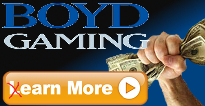 Boyd Gaming expects up to $5m in online earnings in 2015