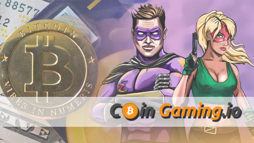 Coingaming Integrates Endorphina Casino Games for Bitcoin
