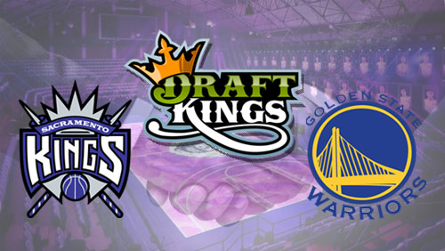 DraftKings partners with Sacramento Kings and Golden State Warriors