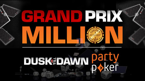 DTD and partypoker Targeting 10,000 Entries at Grand Prix