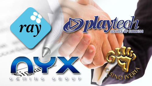 Finland's RAY inks 20-year deal with Playtech; Casino Iveria adds NYX Gaming