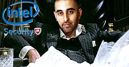 Is Intel Security a front for international drug trafficking and murder?