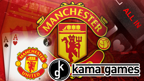 Manchester United Launch Social Poker Site