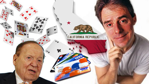 Pala Interactive CEO Jim Ryan thinks Adelson's legislation has a good shot