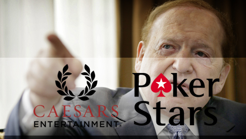 """PokerStars Are a Strong Ally,"" Says Caesars Exec."