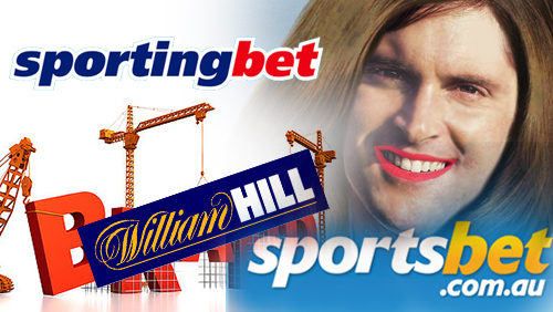 Sportingbet Rebrands as William Hill; Sportsbet apologizes to Bruce Jenner
