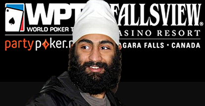 Poker player arrested for assault at final table of Fallsview Poker Classic event