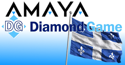 Amaya to spin off Diamond Game lottery division, welcomes Quebec licensing plans