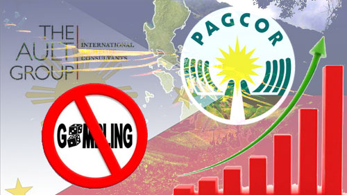 Ault group bets on Manila; Pagcor Net Income Up; religious groups still no fun