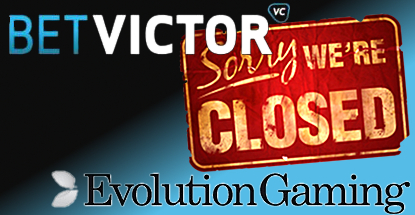 BetVictor close in-house live dealer casino; Evolution Gaming planning IPO