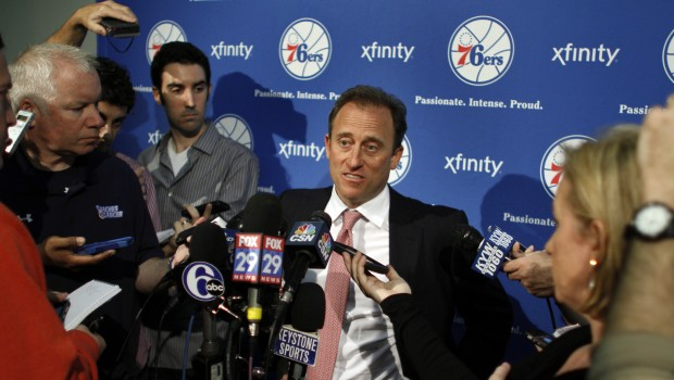 Devils, Sixers Co-Owner Bullish On Gambling