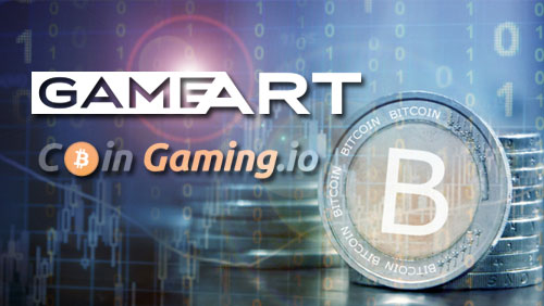 Coingaming Launches GameART Games for Bitcoin Players