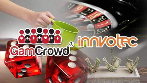 Gamcrowd and Innvotec launch scheme to fund for gambling sector