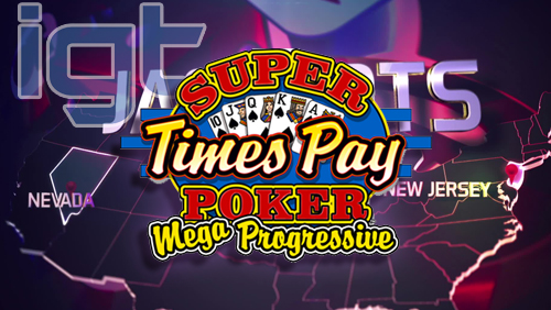 IGT launches First Video Poker Interstate Jackpot Pool Game