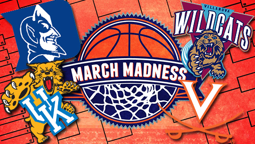 March Madness 2015: Predicting the four number one seeds