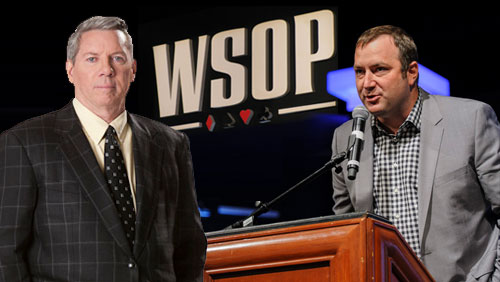 Mike Sexton Calls Out the WSOP; Ty Stewart Responds