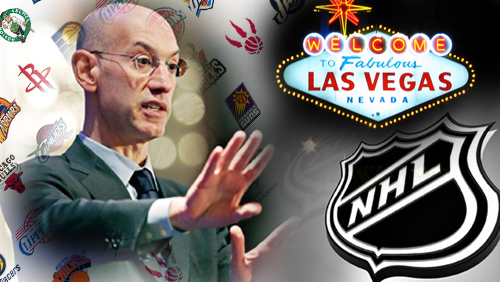NBA owners support Silver's gambling stance; Proposed Vegas NHL team would be an expansion franchise